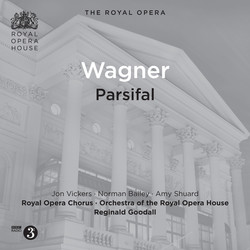 Wagner: Parsifal (Recorded Live 1971)