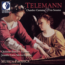 Telemann, G.P.: Chamber Cantatas / Trio Sonatas
