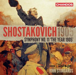 Shostakovich: Symphony No. 11 in G Minor, Op. 103