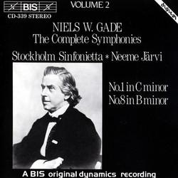 Gade - Complete Symphonies, Vol.2