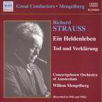 Strauss, R.: Heldenleben (Ein) / Tod Und Verklarung (Mengelberg) (1941-1942)