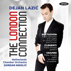 The London Connection (Works by Beethoven, Clementi & Cramer)