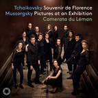Tchaikovsky: Souvenir de Florence - Mussorgsky: Pictures at an Exhibition