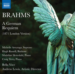 Brahms: A German Requiem, Op. 45 (London Version)