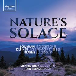 Schumann, Kilpinen & Brahms: Vocal Works