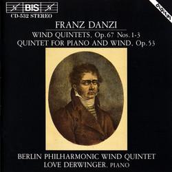 Danzi - Wind Quintets, Vol.1