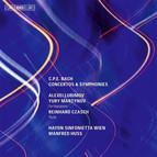 C.P.E. Bach - Concertos & Symphonies