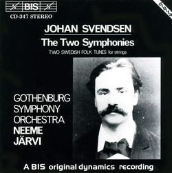Svendsen - Two Symphonies