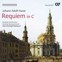 Hasse: Requiem in C