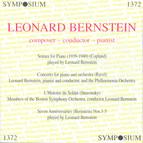 Leonard Bernstein: Composer - Conductor - Pianist
