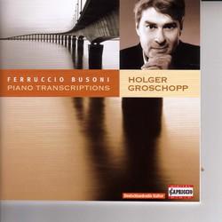 Busoni, F.: Piano Transcriptions