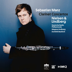 Nielsen & Lindberg: Clarinet Concertos