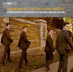 Mendelssohn – String Quartets Nos 5 & 6
