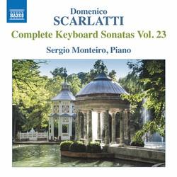 Scarlatti: Complete Keyboard Sonatas, Vol. 23