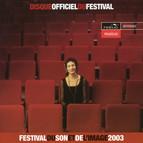 Festival du Son et de L'Image 2003