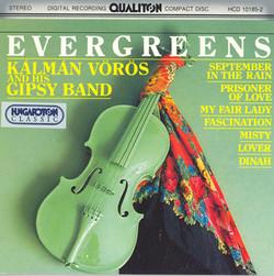Kalman Voros and His Gypsy Band