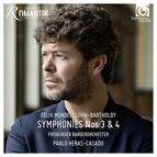 Mendelssohn: Symphonies No. 3 & 4