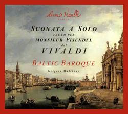 Vivaldi: Suonata á Solo facto per Monsieur Pisendel