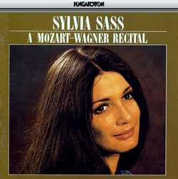 Sass, Slvia: Mozart - Wagner Recital
