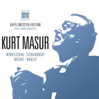 Kurt Masur, Kapellmeister-Edition, Vol. 3