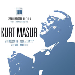 Kurt Masur, Kapellmeister-Edition, Vol. 3