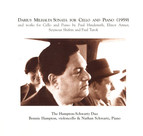 Hindemith: Cello Sonata / Armer: Recollections and Revel / Shifrin: Cello Sonata / Turok: Cello Sonata / Milhaud: Cello Sonata