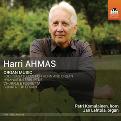 Harri Ahmas: Organ Music