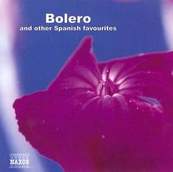 Bolero & Other Spanish Favourites