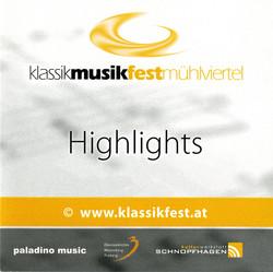 Klassik Musik Fest Mühlviertel Highlights