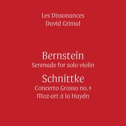 Bernstein & Schnittke