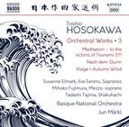 Toshio Hosokawa: Meditation, Nach dem Sturm & Klage