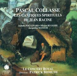 Collasse, P.: 4 Cantiques Spirituels Tirez De L'Ecriture Sainte / Rebel, J.-F.: Suite No. 2