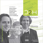 Piano Trios - Krammer, G. / Woolrich, J. / Ye, X.G. / Doderer, J. / Ndodana-Breen, B. / Sanchez-Verdu, J. (Dedicated To Haydn)