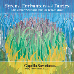 Orchestral Music (18Th Century) - Smith, J.C. / Fisher, J.A. (Syrens, Enchanters,  Fairies - Overtures From the London Stage)