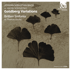 Bach, Sitkovetsky: Goldberg Variations
