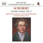 Schubert: Lied Edition 13 - Goethe, Vol. 2