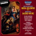 Druschetzky: Missa Solemnis / Bengraf: Sacred Music