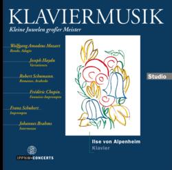 Ilse von Alpenheim - Piano Music / Mozart / Haydn / Schumann / Chopin / Schubert / Brahms