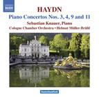 Haydn: Piano Concertos, Hob.XVIII:3,4,9,11