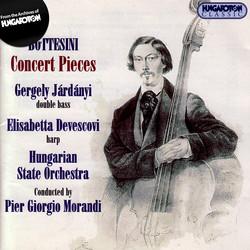 Bottesini: Works for Double Bass, Vol. 1 - Concert Pieces