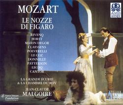 Mozart, W.A.: Nozze Di Figaro (Le) [Opera]