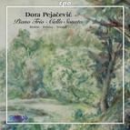 Pejacevic: Piano Trio - Cello Sonata