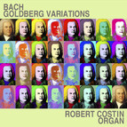 Bach: Goldberg Variations, BWV 988 (Robert Costin)