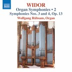 Widor: Organ Symphonies, Vol. 2