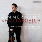 Shostakovich - Violin Concertos Nos 1 & 2