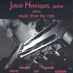 Jakob Henriques Plays Music from the 19th