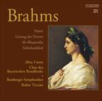 Brahms, J.: Nanie / Gesang der Parzen / Alto Rhapsody / Schicksalslied
