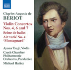 Bériot: Works for Violin & Orchestra