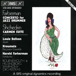 Concerto for Jazz Drummer - Carmen Suite