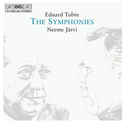 Tubin - The Symphonies